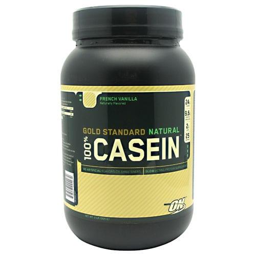 Optimum Nutrition 100%CASEIN NATURAL GOLD VAN 2L