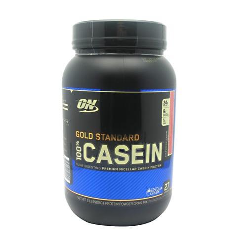 Optimum Nutrition 100%CASEIN GOLD STRAWBERRY 2LB