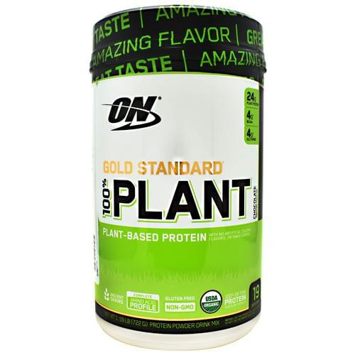 Optimum Nutrition GOLD STANDARD PLANT CHOC 1.59L