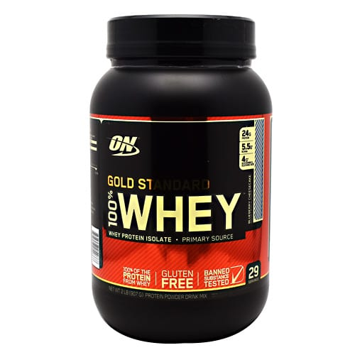 Optimum Nutrition 100% WHEY GOLD BLUBRY CHSCAK2L