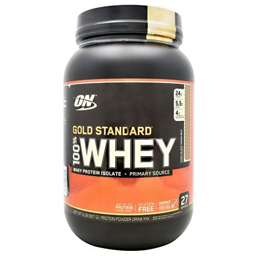 Optimum Nutrition 100% WHEY GOLD HAZELNUT 2LB