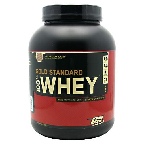 Optimum Nutrition 100% WHEY GOLD MOCHA CAPP 2LB