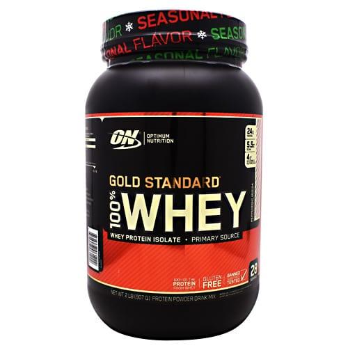 Optimum Nutrition 100% WHEY GOLD PEPR MOCHA 2LB
