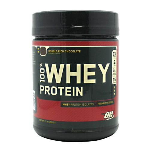 Optimum Nutrition 100% WHEY PROTEIN CHOCOLAT 1LB
