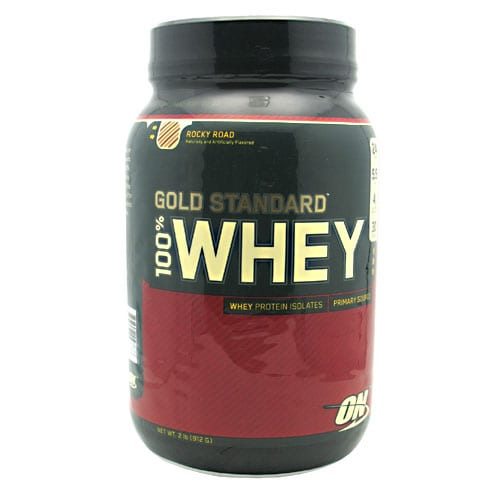 Optimum Nutrition 100% WHEY GOLD ROCKY ROAD 5LB