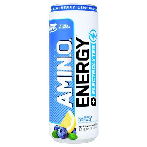 Optimum Nutrition AMINO ENERGY SPRKL RTD B/LM 12