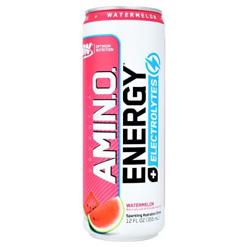 Optimum Nutrition AMINO ENERGY SPRKL RTD WTRM 12