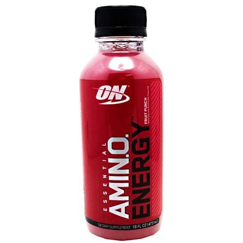 Optimum Nutrition AMINO ENERGY RTD FP 16oz 12/C