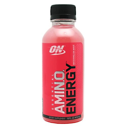 Optimum Nutrition AMINO ENERGY RTD WTRMLN16oz12/