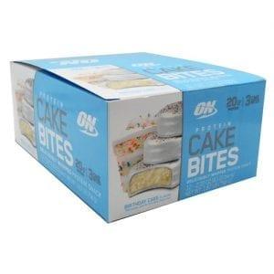 Optimum Nutrition CAKE BITES BIRTHDAY CAKE 9/BOX