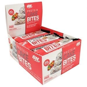 Optimum Nutrition CAKE BITES FRUITY CEREAL 12/BX