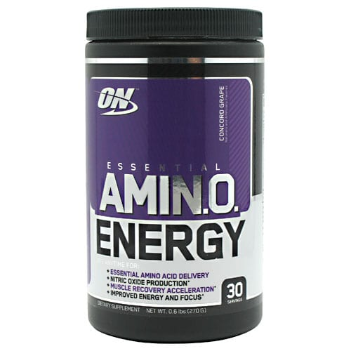 Optimum Nutrition AMINO ENERGY GRAPE 6/BX