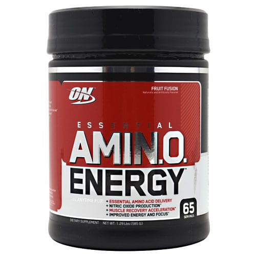 Optimum Nutrition AMINO ENERGY FRUIT FUSION 6/BX