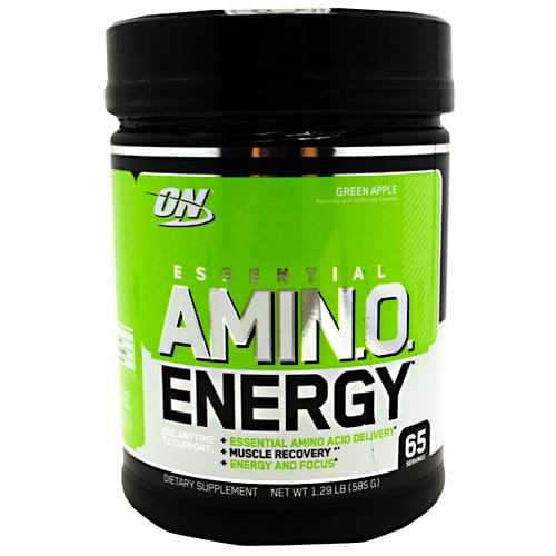 Optimum Nutrition AMINO ENERGY GREEN APPLE 65/S