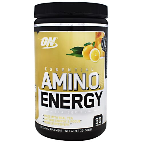 Optimum Nutrition AMINO ENERGY TEA HLF&HLF 30/