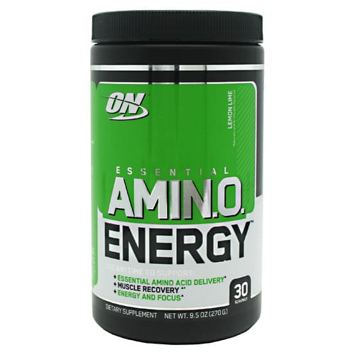 Optimum Nutrition AMINO ENERGY LEMON LIME 30/SRV