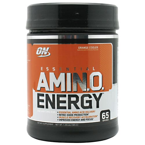 Optimum Nutrition AMINO ENERGY ORANGE 30/SERVING