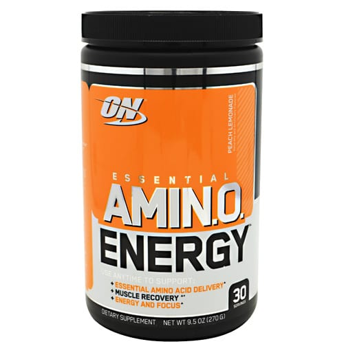 Optimum Nutrition AMINO ENERGY PEACH LEMONADE 30
