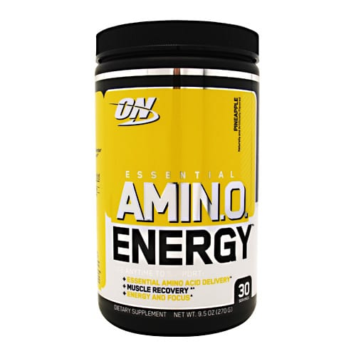 Optimum Nutrition AMINO ENERGY PINEAPPLE 30/SRV