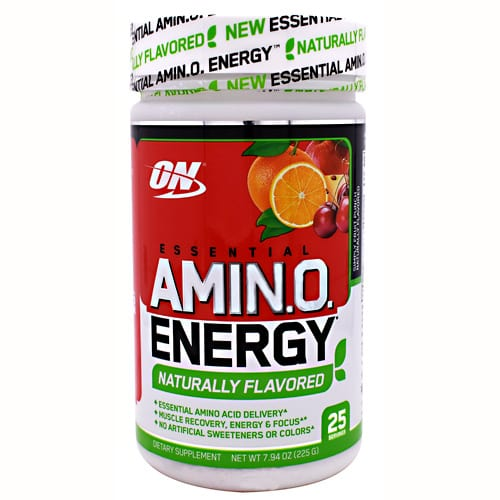 Optimum Nutrition AMINO ENERGY FREE FRT PNCH 25/