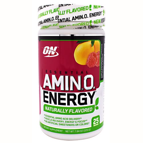 Optimum Nutrition AMINO ENERGY FREE RASPLEMN 25/