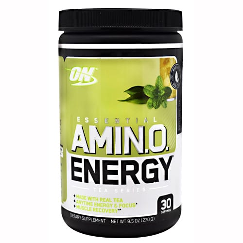 Optimum Nutrition AMINO ENERGY TEA SWT MINT 30/