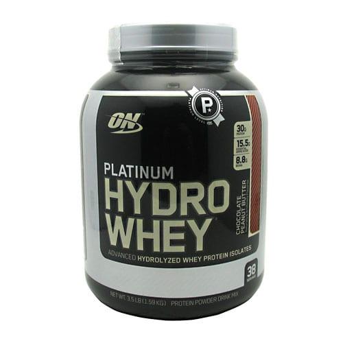 Optimum Nutrition PLATINUM HYDROWHEY CH PB 3.5LB