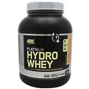 optimum nutrition hydrowhey