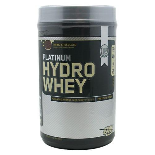 Optimum Nutrition PLATINUM HYDROWHEY CHOC 3.5LB