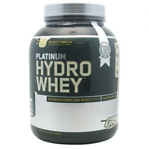 Optimum Nutrition PLATINUM HYDROWHEY VAN 1.75LB