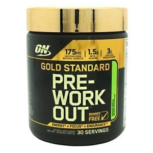 Optimum Nutrition PRE-WORKOUT GREEN APL 30/