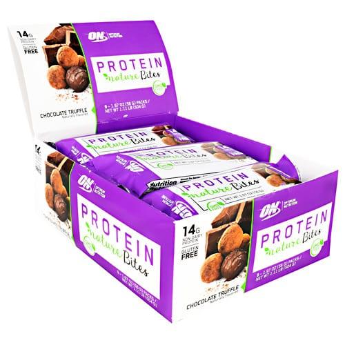 Optimum Nutrition NATURE BITES CHOC TRUFFLE 9/BX