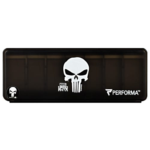 Perfectshaker PUNISHER 7-DAY PILL CONTAINER