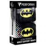 Perfectshaker WRIST WRAPS-BATMAN