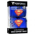 Perfectshaker WRIST WRAPS-SUPERMAN