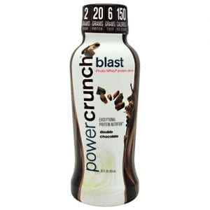 Power Crunch POWER CRUNCH RTD CHOC 12oz 12/