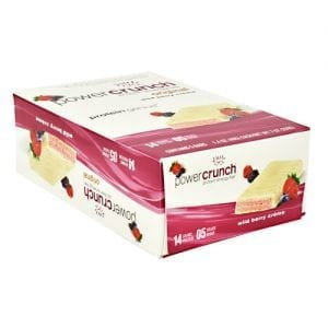 Power Crunch POWER CRUNCH BERRY CREME 12/BX