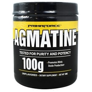 Primaforce AGMATINE SULFATE 100 GRAMS