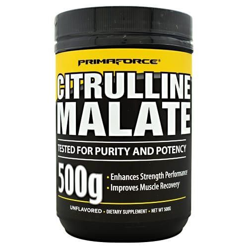 Primaforce CITRULLINE MALATE 500 GRAMS
