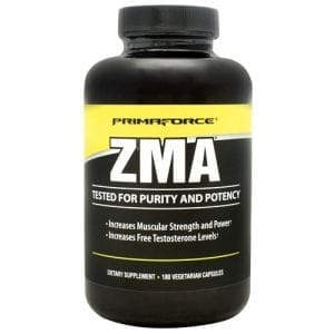 Primaforce ZMA 180 CAPSULES