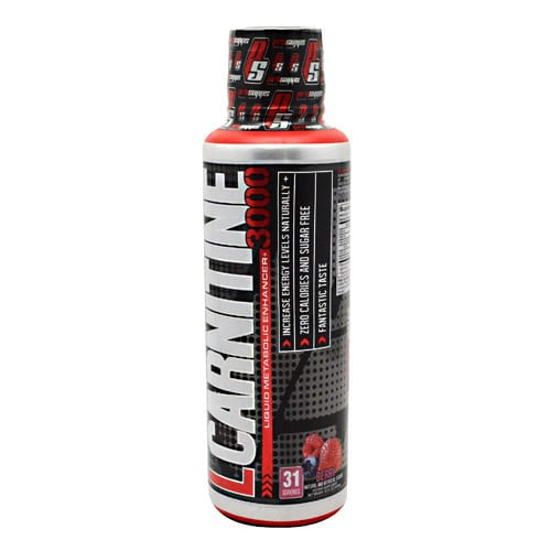 Pro Supps L-CARNITINE 3000 BERRY 16oz