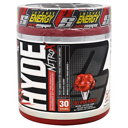 Pro Supps MR. HYDE NITRO X PUNCH 30/