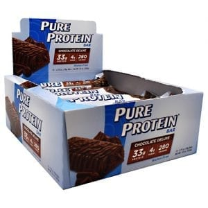 Pure Protein PURE BAR 50g CHOC DELUXE 6/BX