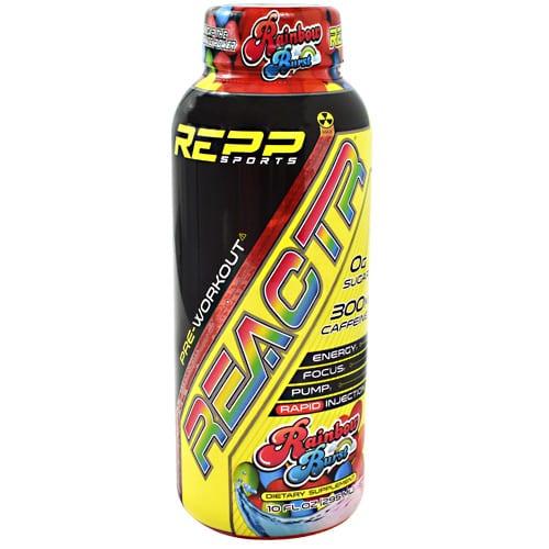 Repp Sports REACTR RTD RAINBOW 10oz 12/