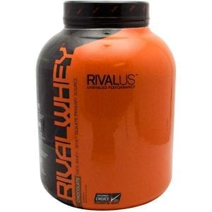 Rivalus RIVAL WHEY CHOCOLATE 2LB