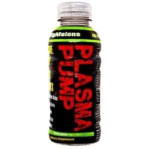 Train Naked Labs PLASMA PUMP BIG MELONS 12oz12/