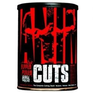 Universal Nutrition ANIMAL CUTS FREE 42 PAKS