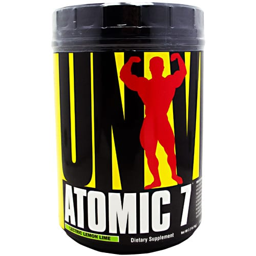 Universal Nutrition ATOMIC 7 LEMON LIME 76/SRV