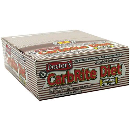 Universal Nutrition CARB RITE BAR TSTD COCONUT 12/