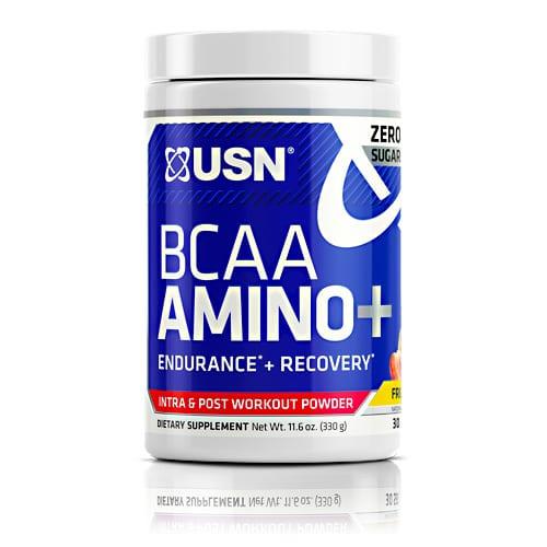 Usn BCAA+AMINOS FRUIT PUNCH 30/SRV